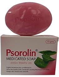 Psorolin Medicated bain Savon Bar 75g