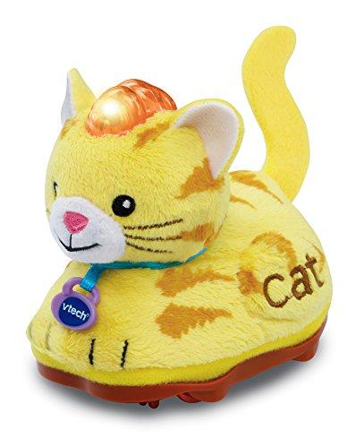 Vtech - Toot Toot Animals - Cat - Tut Tut Animo Chat Minou Version Anglaise