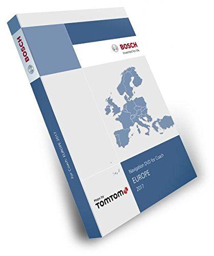 Tele Atlas i1031092 DVD Europa 2018 - TravelPilot PX-V Coach Software - Best Price