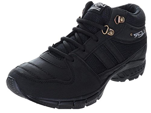 Lancer Men's Fitness Play Mesh Running Sports Shoes (9)  available at amazon for Rs.399