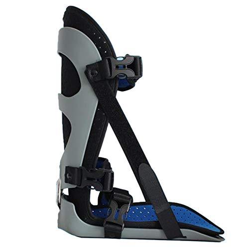 CJLMN Knöchelbandage Fußgelenkstütze Walker Boot Einstellbar - Fuß-Bruch Gebrochener Knochen, Für Immobilisierung Und Schützt Effektiv Die Knöchel Lindert Schmerzen -