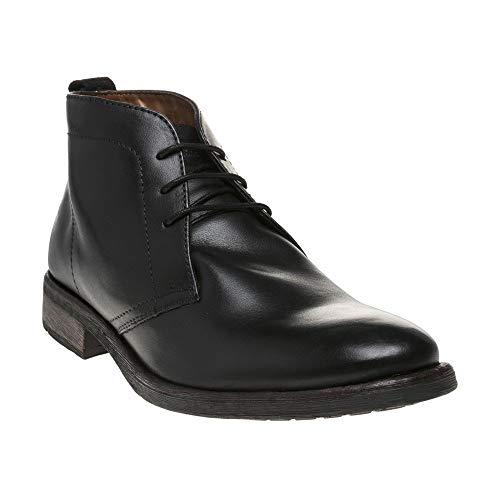Base London Nas Homme Boots Noir