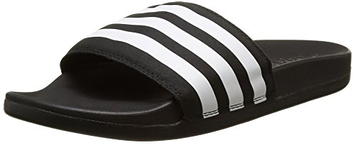 adidas Adilette Cf Ultra, Tongs Homme Noir (Core Black/White/Core Black)