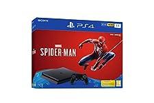 PlayStation 4 (PS4) - Consola de 1 TB + Marvel's Spider-Man