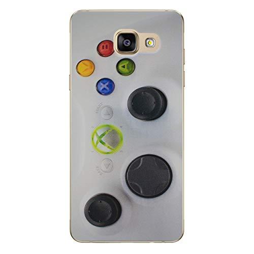 Konsolensteuerung Telefon Hülle/Case für Samsung Galaxy A5 2016 / Silikon Weiches Gel/TPU / iCHOOSE / Xbox 360 - Xbox Skorpion-controller 360