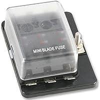 porte-fusibles ATM 6pos LED fusibles fusibles