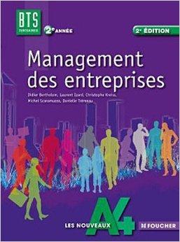 Management des entreprises de Didier Bertholom,Laurent Izard,Christophe Kreiss ( 5 mai 2010 )