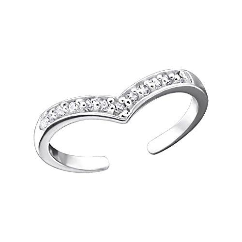 silvernshine-jewels-donna-sim-bianco-diamante-925-sterline-dargento-cuore-regolabile-anello-del-dito