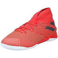adidas Nemeziz 19.3 Indoor Men's Soccer Shoes, Red, 9 UK (43 1/3 EU)