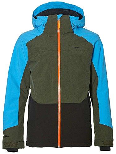 O'Neill Herren Snowboard Jacke Galaxy IV Jacket Dresden Blue, M Oneill Snowboard