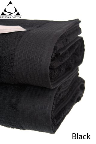 pair-of-jumbo-black-prestige-luxor-egyptian-cotton-650gsm-bath-sheets-huge-size-180cm-x-100cm