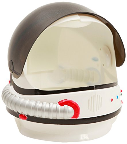 viving Kostüme viving costumes201397 Astronaut Helm (50-60 cm, One Size)