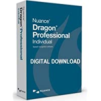Nuance Dragon Professional Individual 14.0 ESD without Headset