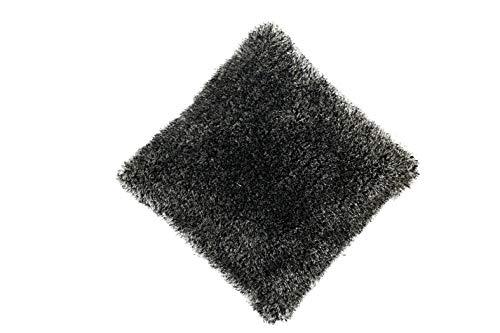 Sona Kissen (Sona-Lux Kissen SOR gefüllt Farbe schwarz 45 x 45 cm)