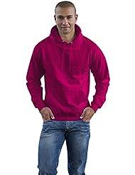 JH001 College Hoodie Kapuzenpullover Sweatshirt Kapuzensweatshirt