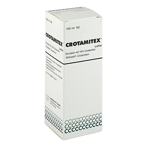 Crotamitex Lotio 100 ml