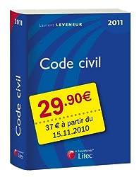Code civil 2011