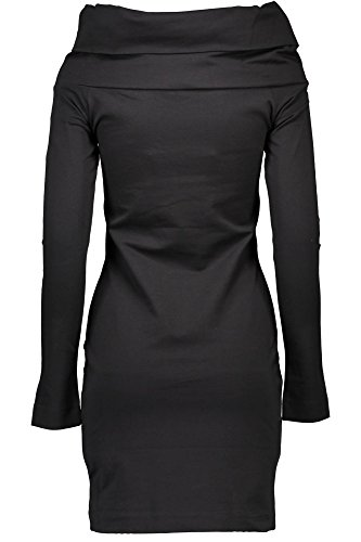 LOVE MOSCHINO W 5 774 00 E 1551 Kurtzes Kleid Damen schwarz C74