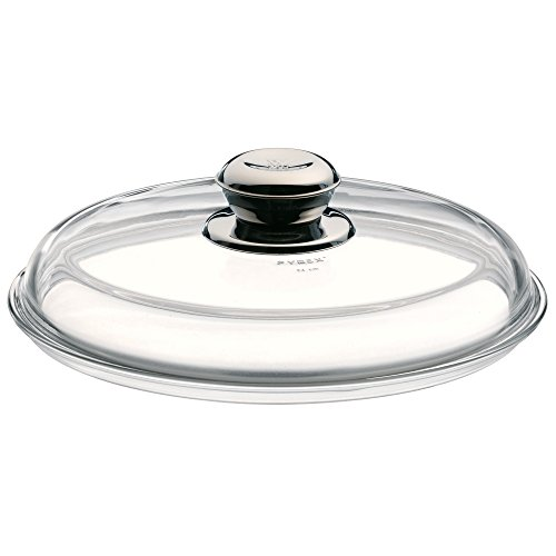 WMF 728399900 Glass Lid for Frying Pan 28 cm