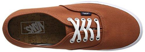 Vans Authentic, Sneakers Basses Mixte Adulte Marron (Deck Club/Auburn)