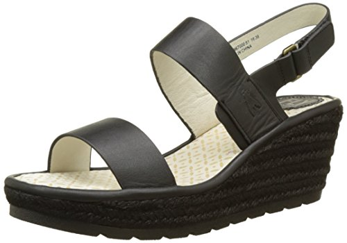 Fly London Ekan967fly, Heels Sandals Donna Nero (black 000)