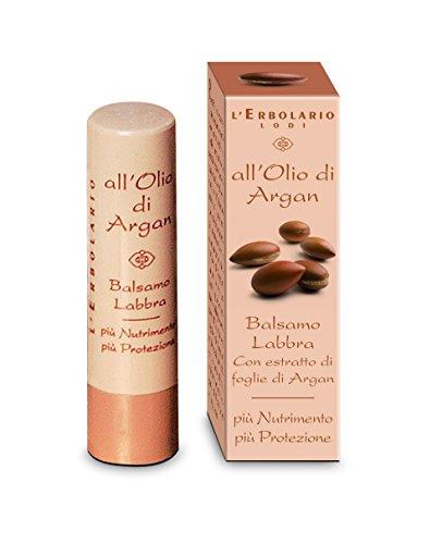 L'Erbolario Arganöl Lippenpflegebalsam, 1er Pack (1 x 5 ml)