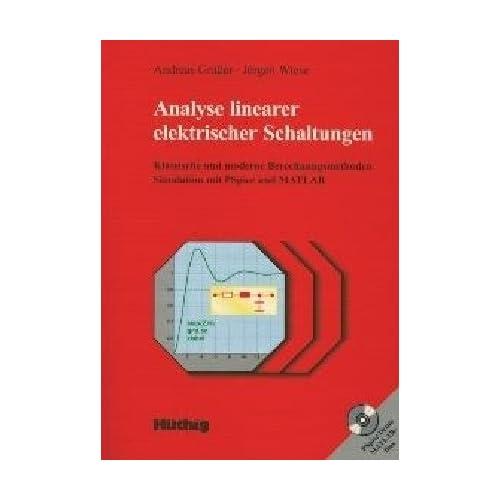 PDF] Analyse linearer elektrischer Schaltungen: Klassische und ...