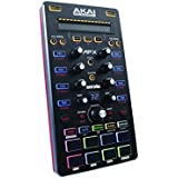 Akai AFX AFX Controller for Advanced Serato DJ Performance (Black)