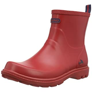 Viking Noble, Damen Kurzschaft Gummistiefel, Rot (Red 10), 37 EU