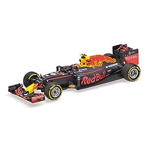 "Minichamps 417160026 ""1:43 Red Bull Racing Tag-Heuer RB12 D.Kvyat Modelo Coche"