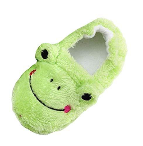 Insun Toddler Kids Winter Warm Household Slippers