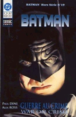 BATMAN Hors Série 19 Guerre au Crime - Semic