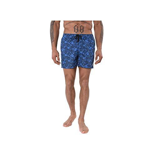 Kaporal Short De Bain Homme Sumio Bleu - Taille - L