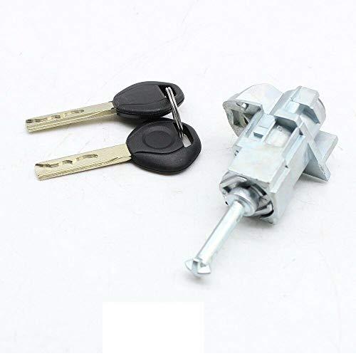 Schließzylinder Sperrwelle Türschloss Vorne Links mit Schlüssel für BM W E46 3er