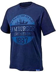"""T- Shirt Hamburger SV """"Die Macht von der Elbe"""""""