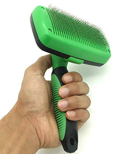 Zoom IMG-2 toelettatura professionale pietypet autopulente spazzola