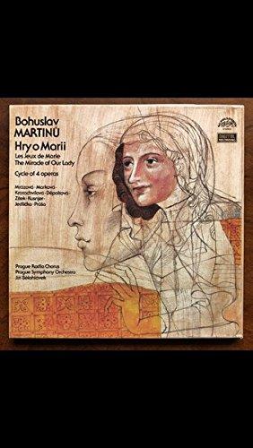 Hry O Marii [3x Vinyl LP]