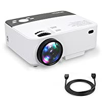 Projector,Video Projector HD LED Projector