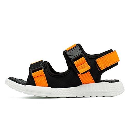 Mädchen Mamasöhnchengesicht Sport Sandalen Open Toe Athletic Beach Shoes (Kleinkind/Kleines Kind/Big ()