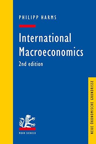 International Macroeconomics (Neue ökonomische Grundrisse) (English Edition)