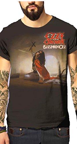 BORN2ROCK Blizzard of OZZ - T-Shirt -