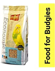 Vitapol Economic Food for Budgies Bag 1200 GMS (Pack of 1) Free PetSutra Animal Hygiene Pad