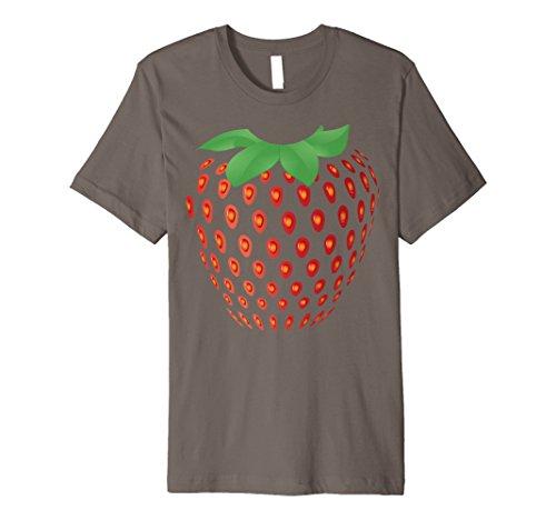 Erdbeere Kostüm Shirt   Cool Charming Rot Berry -