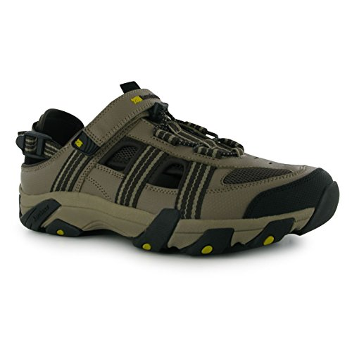 Karrimor Mens K2 Sandals Walking Sport Hiking Trekking Outdoor Summer Shoes Beige UK 10
