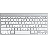 Apple A1314 Senza Fili Tastiera Wireless Keyboard – Layout US (Ricondizionato Certificato)