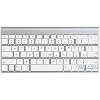 22cc688cd1a Apple Wireless Keyboard (Renewed): Amazon.co.uk: Computers & Accessories