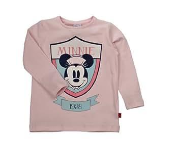 name it, Longsleeve für Mädchen - Minnie Mouse , Modell *Frodisse* (104, ballerina)