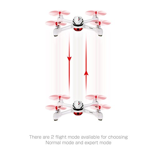 Goolsky Hubsan X4 Wunsch H502E 720P Kamera GPS RTF RC Quadrocopter Drohne mit Höhenmodus zurück zur Home Funktion - 4