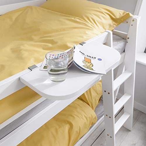 Used, Frans Shelf for Cabin or Bunk Beds (White) for sale  Delivered anywhere in UK