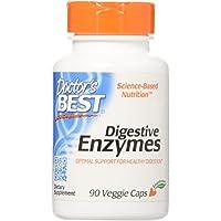 Doctor's Best - Best enzimi digestivi tutto vegetariano - 90 capsule vegetariane